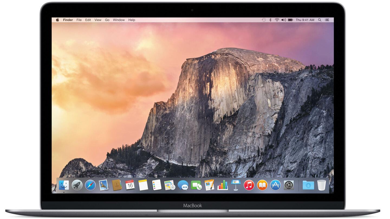 Apple MacBook 12 8GB 256GB SSD Mac OS